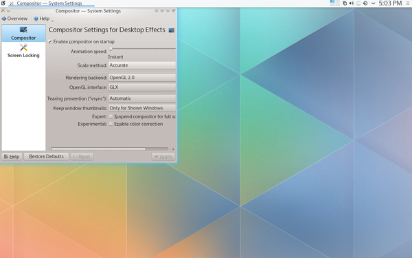 Plasma 5 Neon - Mint 17 KDE and dual monitor problem • KDE